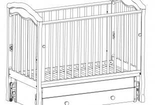 Аксессуары к детским кроваткам
