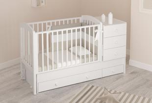 детские кроватки трансформеры