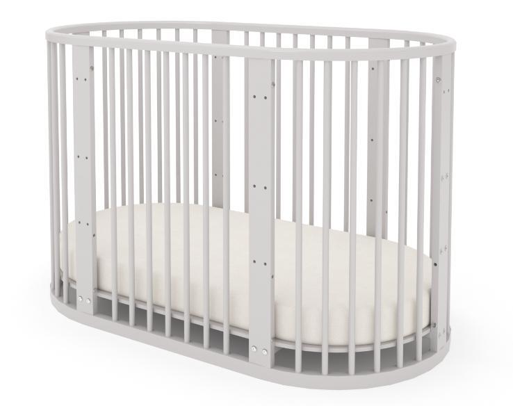 купить детскую кроватку трансформер
