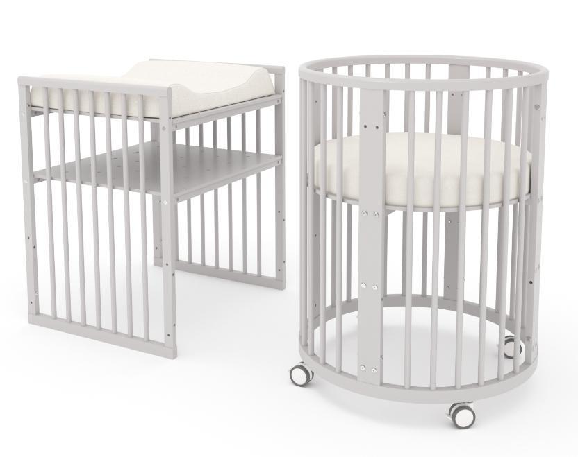 детская кроватка трансформер в Минске