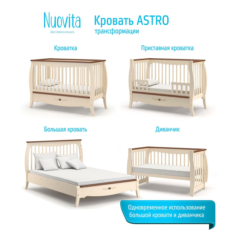 детских кроваток